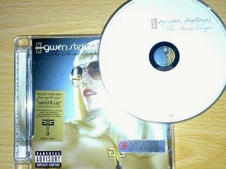 Gwen Stefani - The Sweet Escape (FULL CD RIP ALBUM)