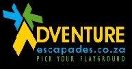 AdventureEscapades.co.za Website - Click on Logo
