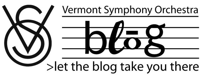 Vermont Symphony Orchestra Blog