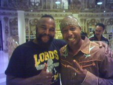 Mr. T and MC Hammer