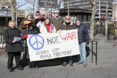 Jersey City Peace Movement