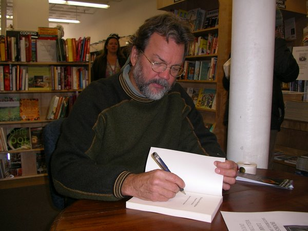 Book Signing--Christmas 05