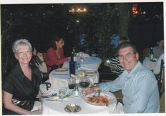 Mamie et Papie en amoureux à Paris