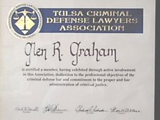 Tulsa Criminal Defense Lawyers Association