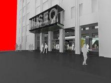 Concurso Museo Adpostal Bogota 1° Puesto - Carlos Hernandez Arquitectos