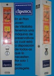 Maquina de preservativos