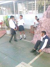 "Teatro Escolar Bolivariano...(15/06/2007) En la E.B.E. ""19 de Julio"" de Guacara."