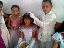 """Reina del Carnaval del 5º 2007 U.E.P. Virgen de la Chiquinquirà"""""""