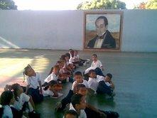 "Niños y Niñas del 1º E.B.E. ""19 de Julio"""