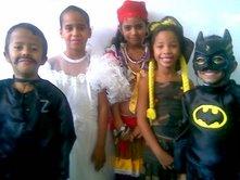 """Carnaval Escolar 2007. E.B.E. """"19 de julio"""". Guacara"""