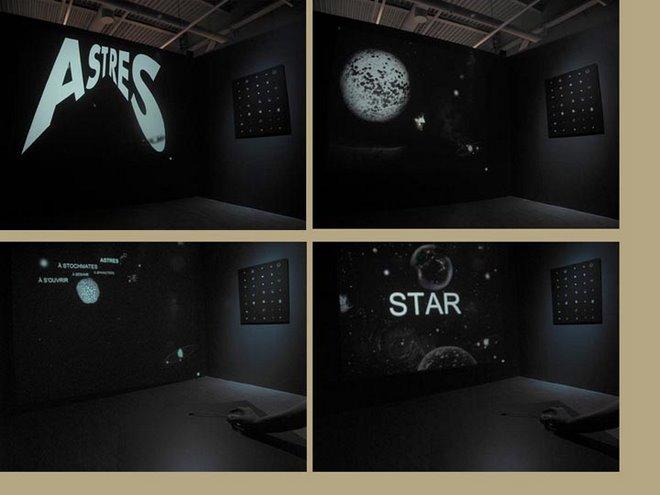 'ASTRES / STARS / GOLEUADAU' / HARBOURFRONT CENTRE / TORONTO / SEPTEMBER 2006