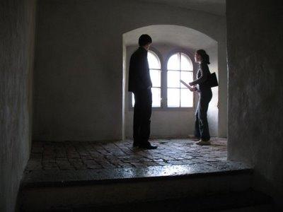 Inne i Örebro slott