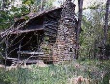 """Mahala Mullin""""s Cabin"""