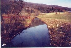 Blackwater Creek, Vardy Valley, Hancock County Tennessee