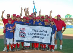 2007 BPALL All Stars - District 29 Champions