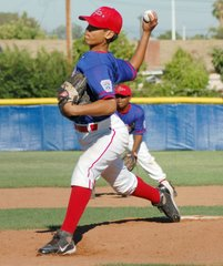 Papo Pitched a Perfect Game