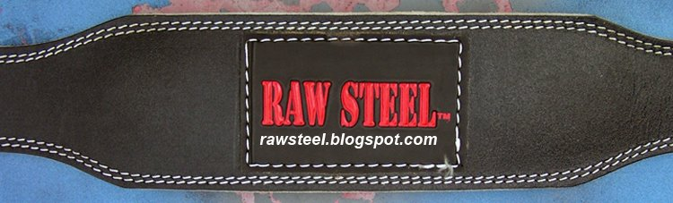 Raw Steel Music