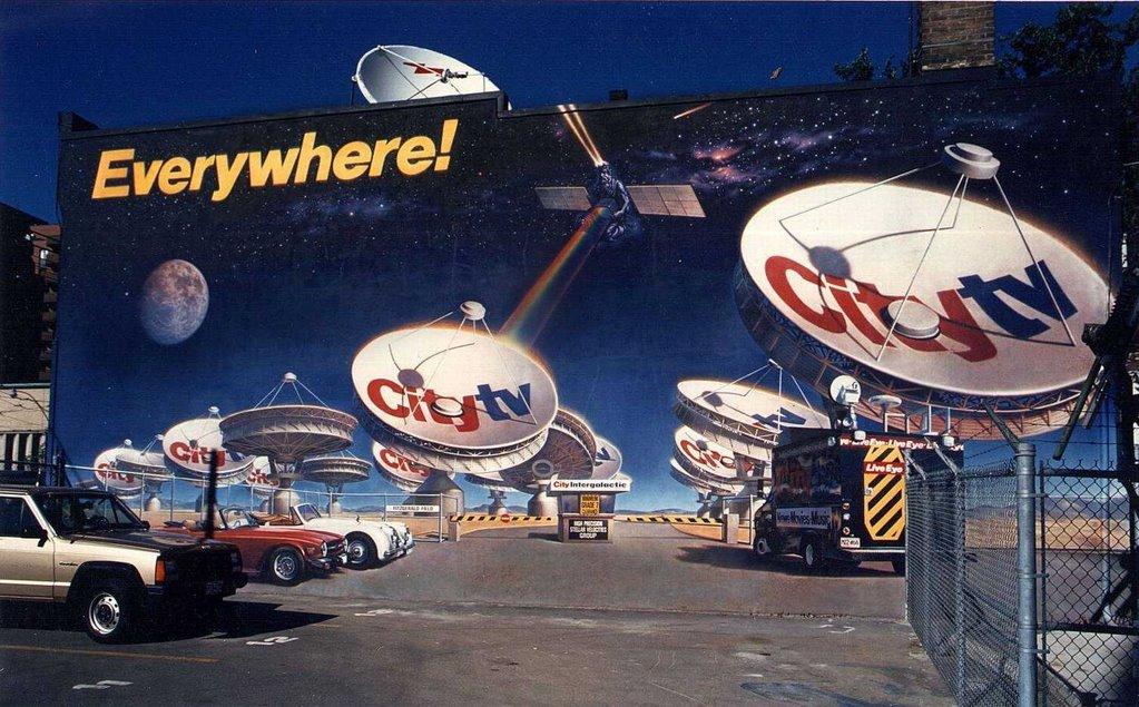 City TV  1989