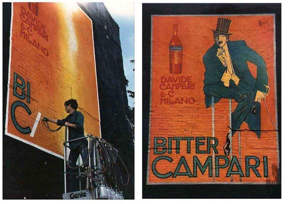 Orso - Campari  1985
