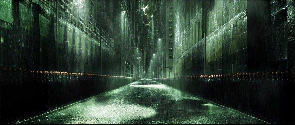 Matrix Revolution 2003