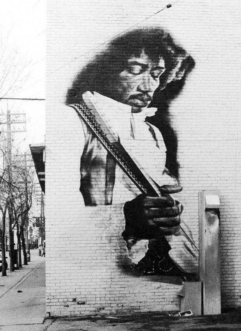 Jimi Hendrix  2003