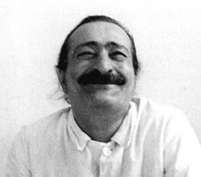 Meher Baba amused with my musings