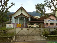 Methodist Church in Bentong