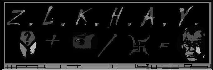 Z . L . K . H . A . Y .