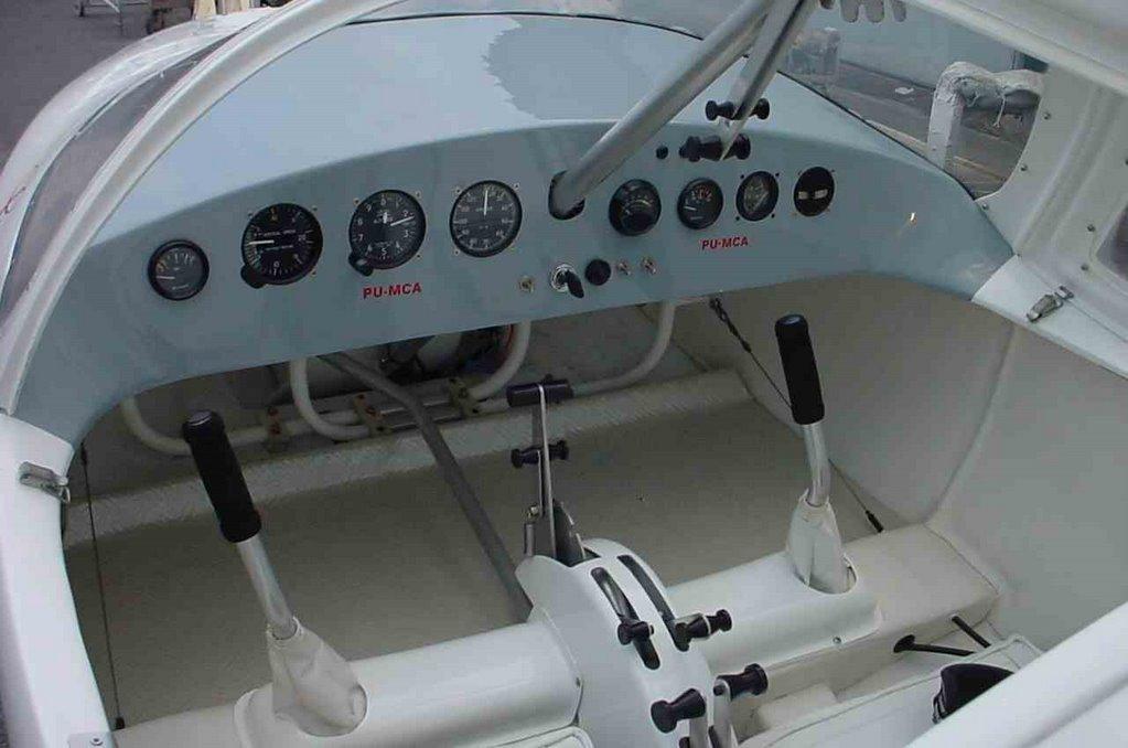 Corsario Cockpit