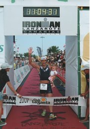 IronMan Lanzarote 2007