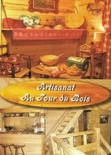 """Blog Artisanat """"Au Tour du Bois"""""""