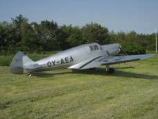 Danish built KZ-2 Pre-WWII Aircraft