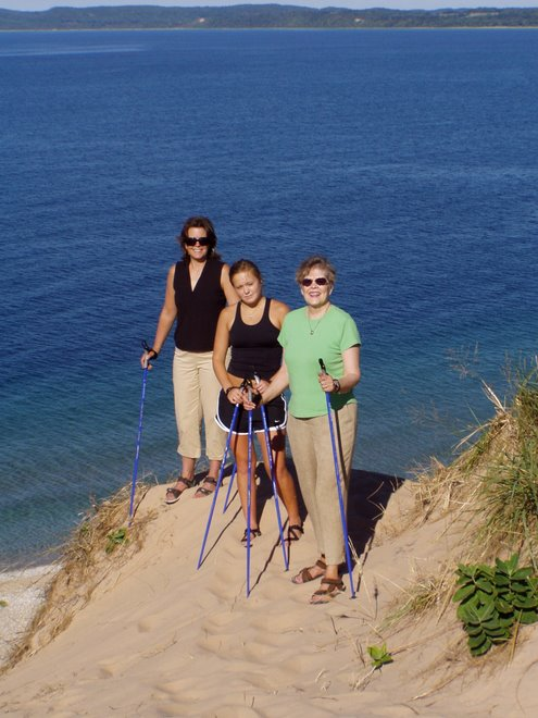 Nordic Walking For ALL Ages &amp; ALL Fitness Levels