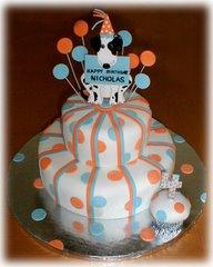 Dalmation Birthday