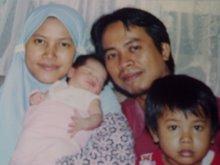 Saya dan keluarga
