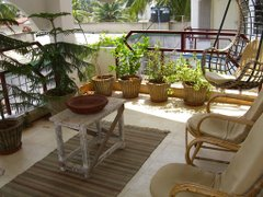1st floor veranda