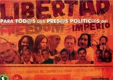 ¡Libertad para los presos políticos!