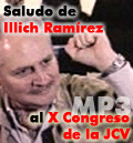 Escucha la voz de Ilich