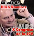 Escucha la voz de Ilich