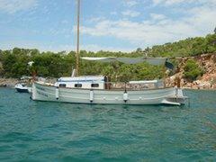 Le bateau typique