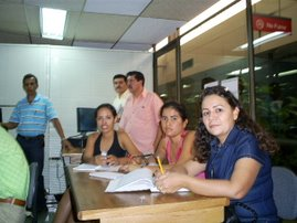 VISITA A LA ELECTRIFICADORA DEL HUILA