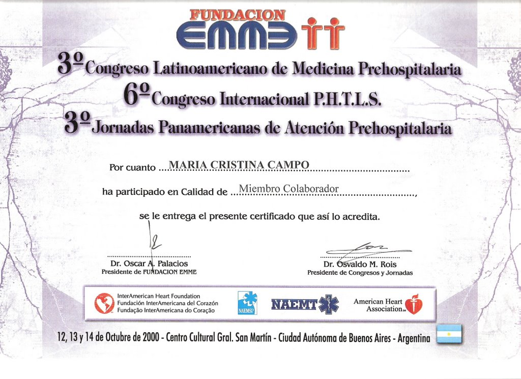 Maria Cristina Campo Biomedical Translation