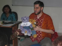 "TEACHER TRAINING WORKSHOP - ""Story Telling for Teaching English"" - 17th March 2007"
