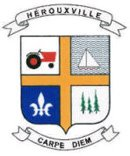 Herouxville Coat of Arms