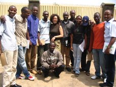 Mes collegues de l'EJCP4