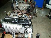 Audi 2.0 TD engine