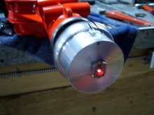 Laser alignment tool