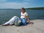 At Lake Cayuga