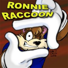 Ronnie Raccoon