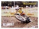 Con Bultaco, al limite
